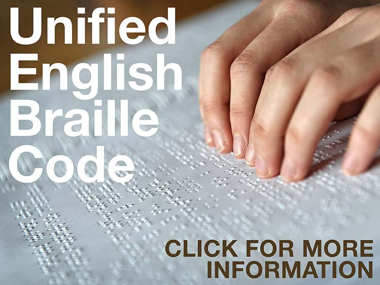 Unified English Braille Code